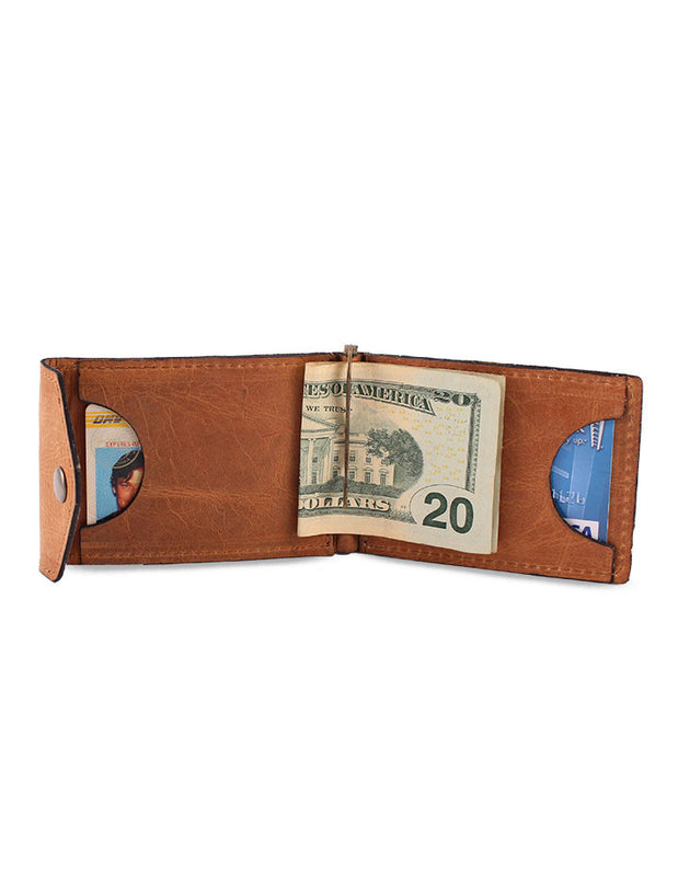 HL WALLET & MONEY CLIP - HENRI LOU DESIGNS