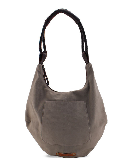 KATRINA CANVAS HANDBAG - HENRI LOU DESIGNS