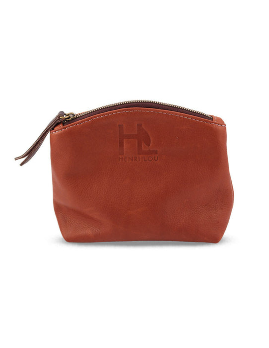 HL BEAUTY BAG LEATHER