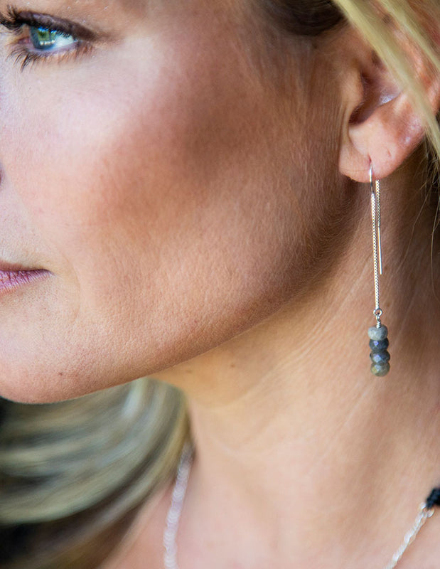 HL MINGLE EARRINGS - HENRI LOU DESIGNS