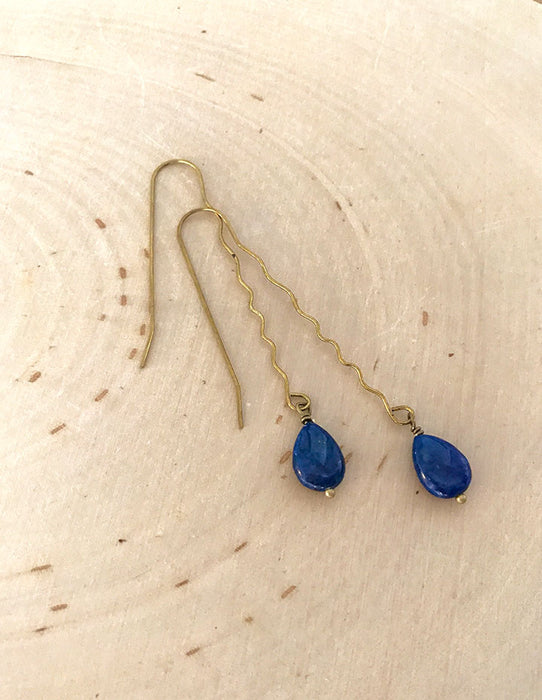 HL WAVE EARRINGS