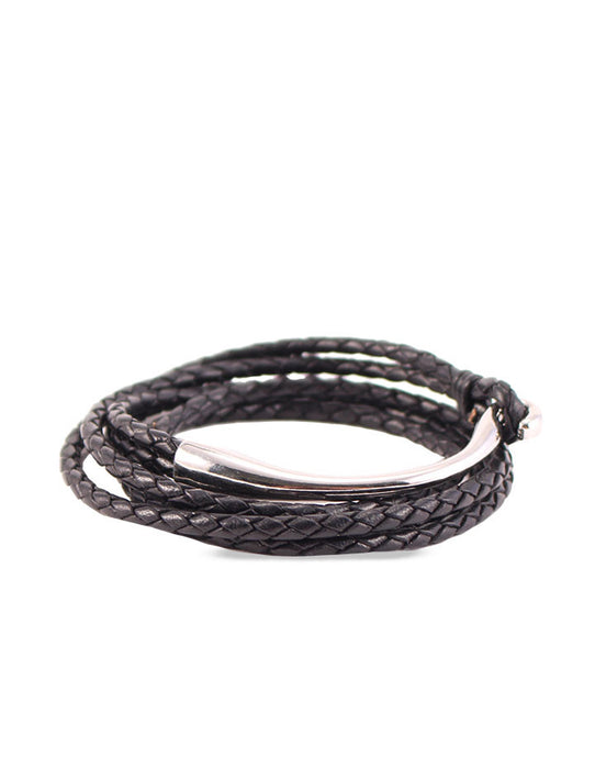 HOOK IT BRAID BRACELET - HENRI LOU DESIGNS