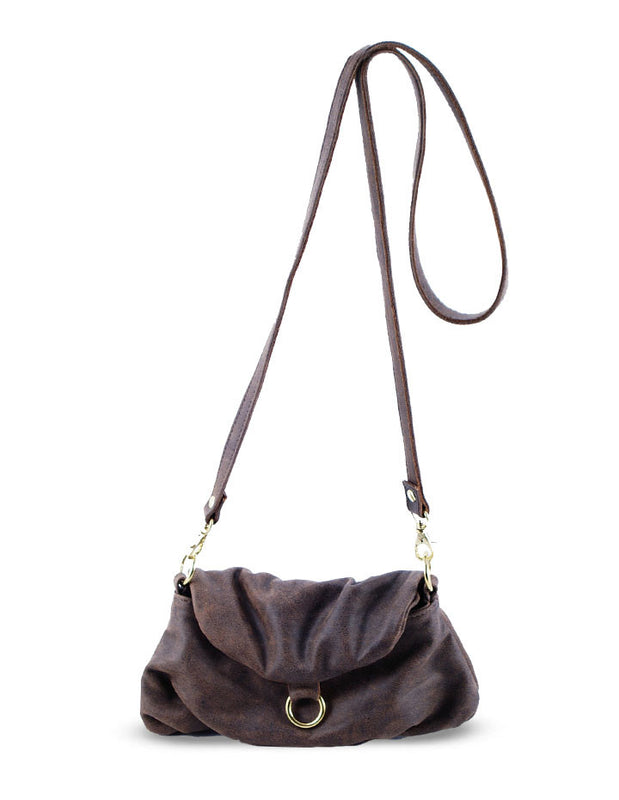 LANEY LEATHER HANDBAG - HENRI LOU DESIGNS