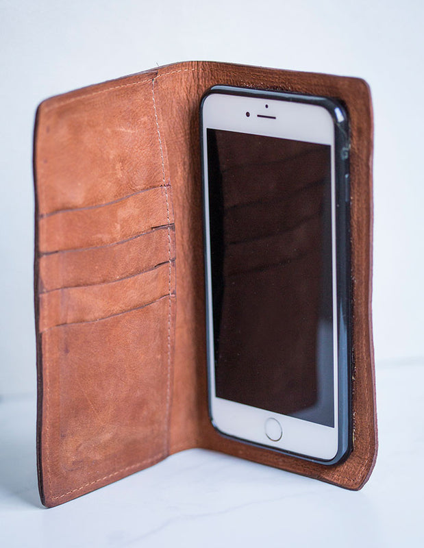 HL WALLET & SMARTPHONE HOLDER - HENRI LOU DESIGNS