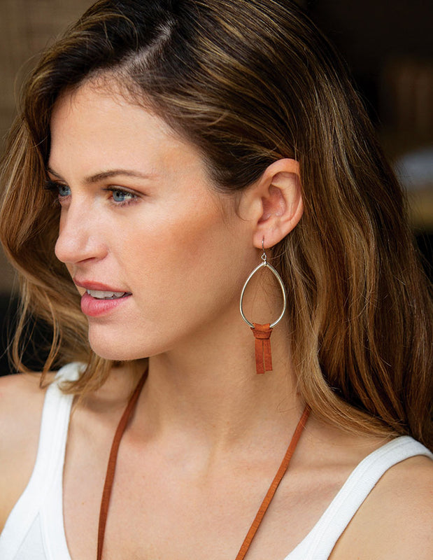 RAINFALL EARRINGS - HENRI LOU DESIGNS