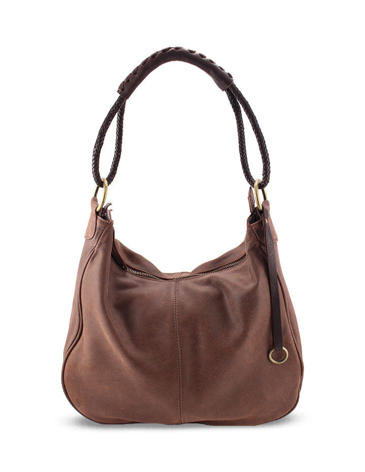 TALLEY LEATHER HANDBAG