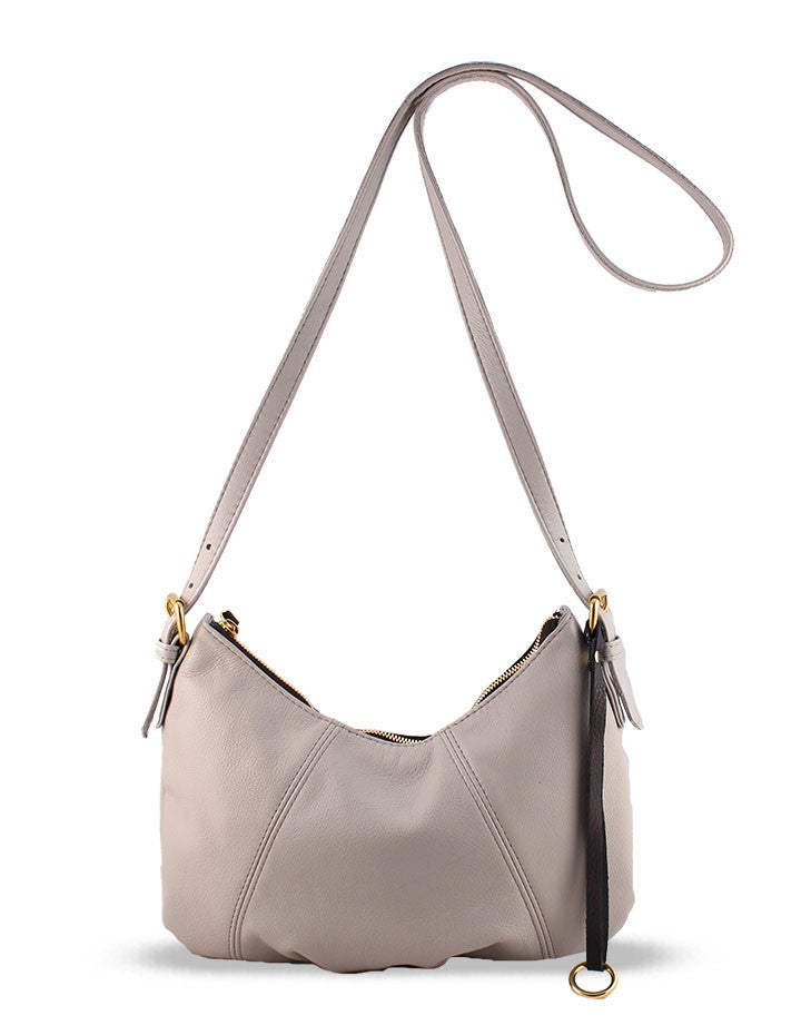 TATE LEATHER HANDBAG