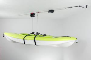 How to Properly Store a Kayak in Your Garage