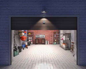 4 Steps to a Minimalist Garage
