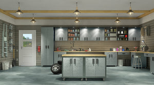 Garage Wall Ideas to Personalize and Maximize Your Garage Space