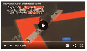 The Download: Garage Smart My Lifter Systems