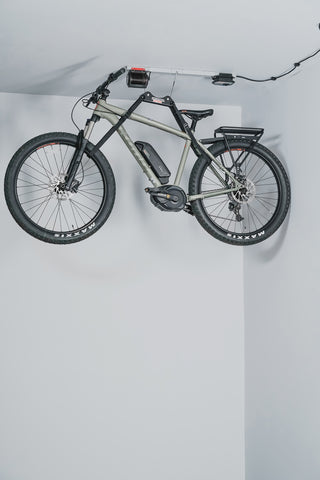 Garage Smart Universal Lifter lifting bike