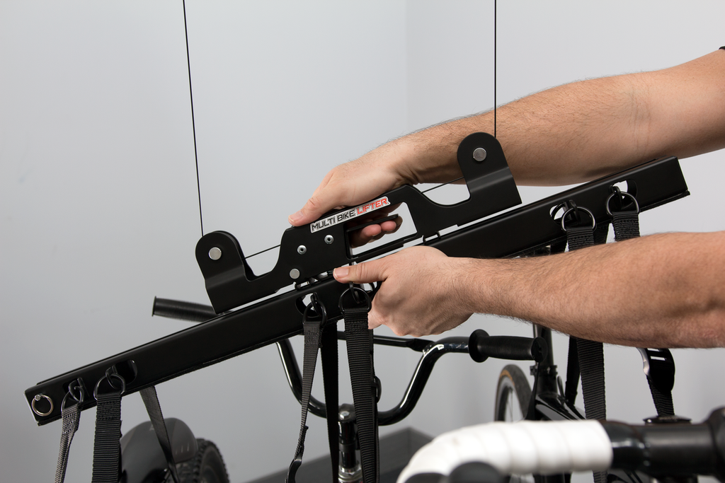 Multi-bike Lifter by Garage Smart