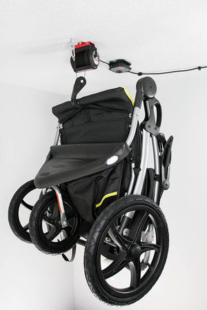 Compact Lifting Hook with Stroller