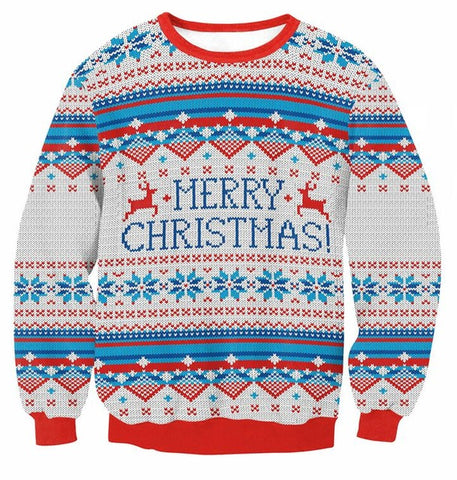 classic christmas unisex sweater - Classic Christmas Sweaters