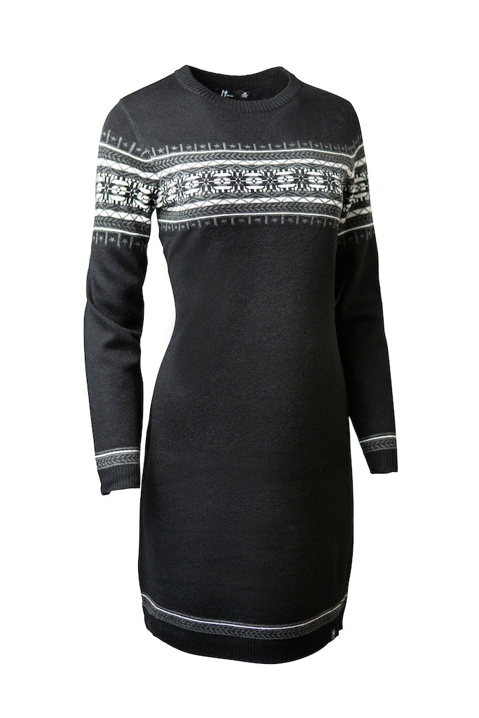 Hailey Merino Wool Dress