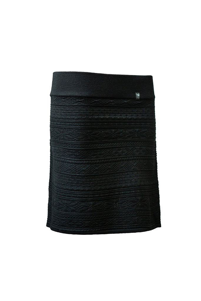 Piper Merino Wool Skirt