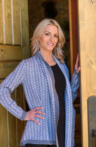Women's Lisa Merino Wool Cardigan Sweater