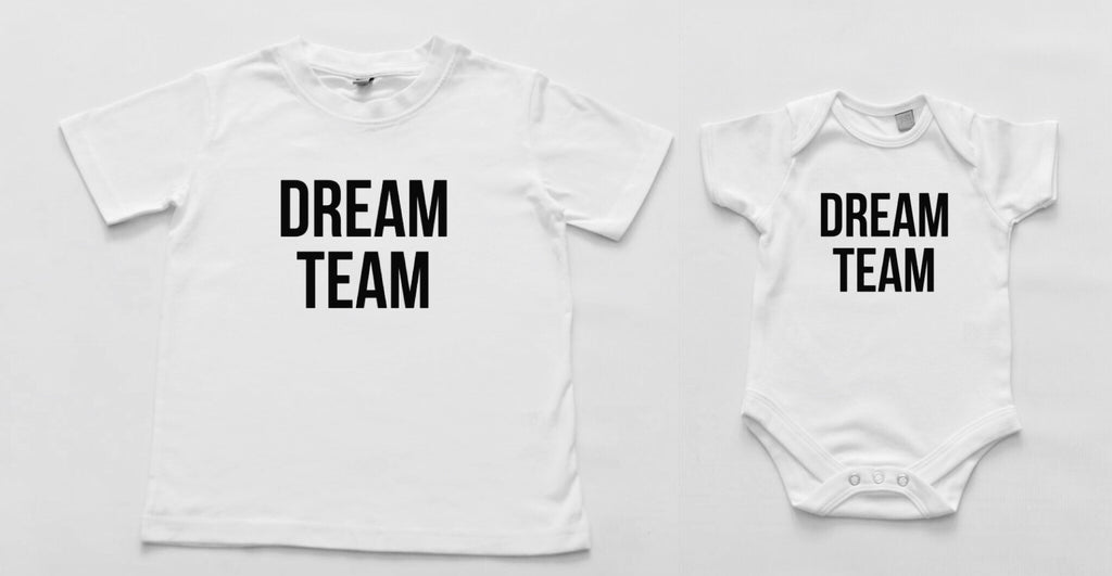 Dream Team Adult/baby Set