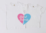 Best Friends T-shirts – Heart
