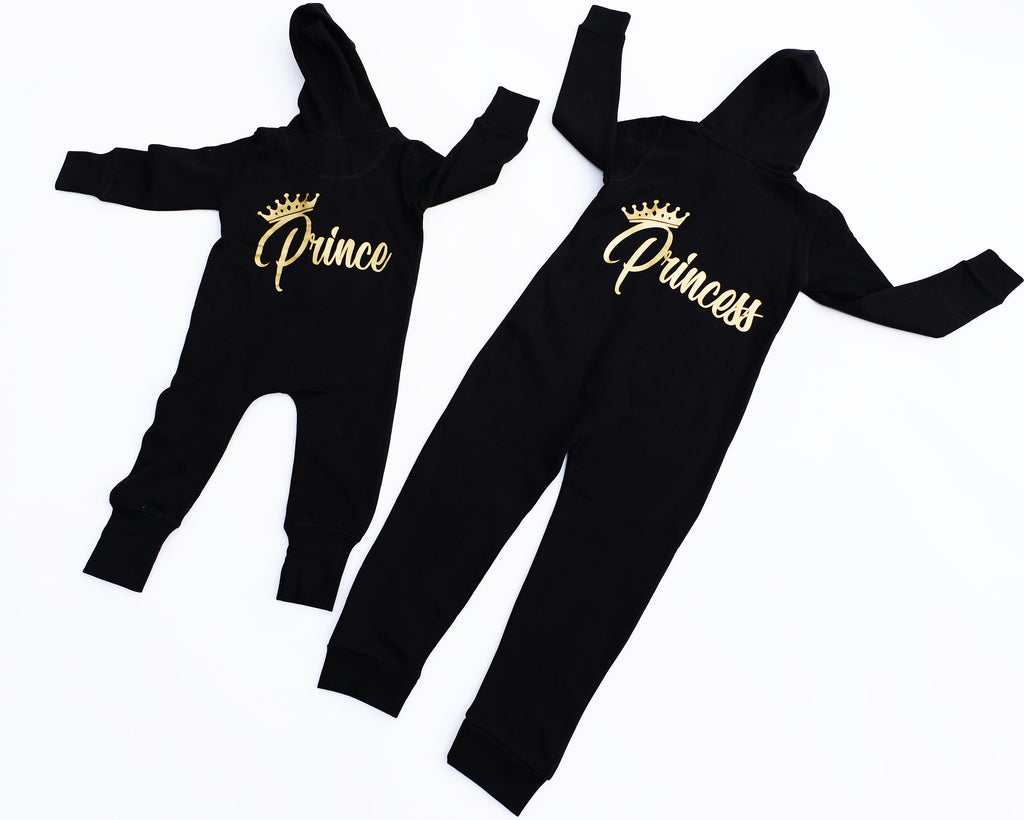 Prince or Princess Onesie