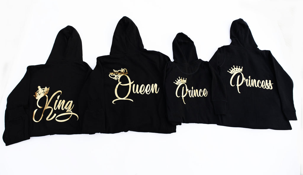 Adult and Child Onesie Set (Queen)