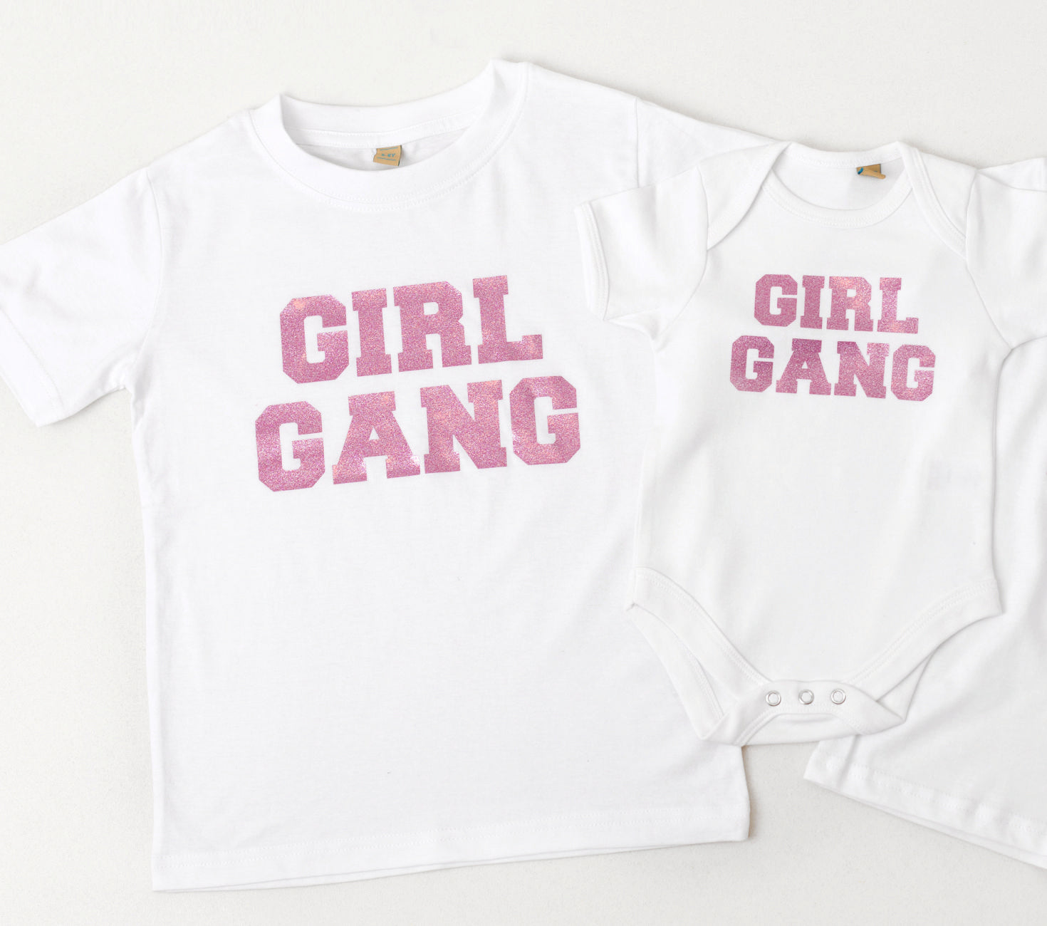 Girl Gang T-Shirt & Bodysuit