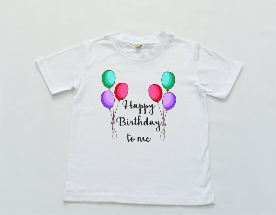 'Happy Birthday To Me' T-Shirt