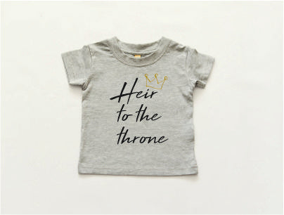 Heir to the Throne T-Shirt