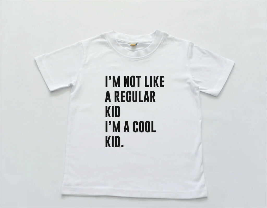 'I'm a cool kid' T-Shirt