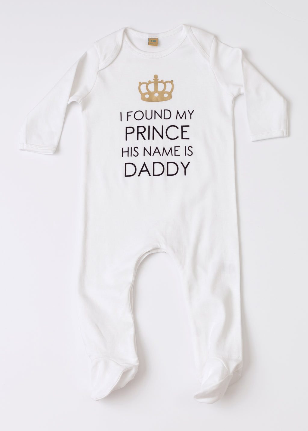 I Found my Prince Sleepsuit