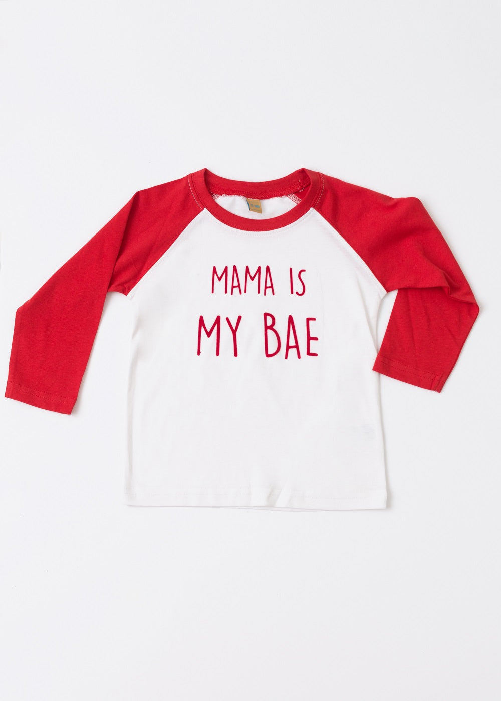 Mama is my Bae Baseball T-Shirt
