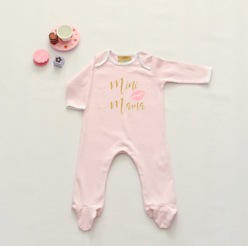 Mini Mama Sleepsuit
