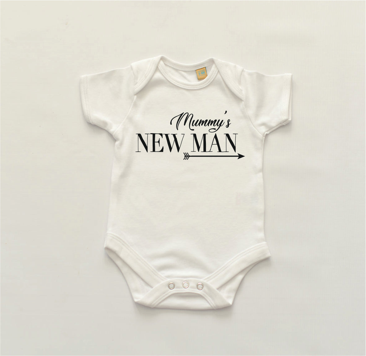 Mummy's New Man Bodysuit