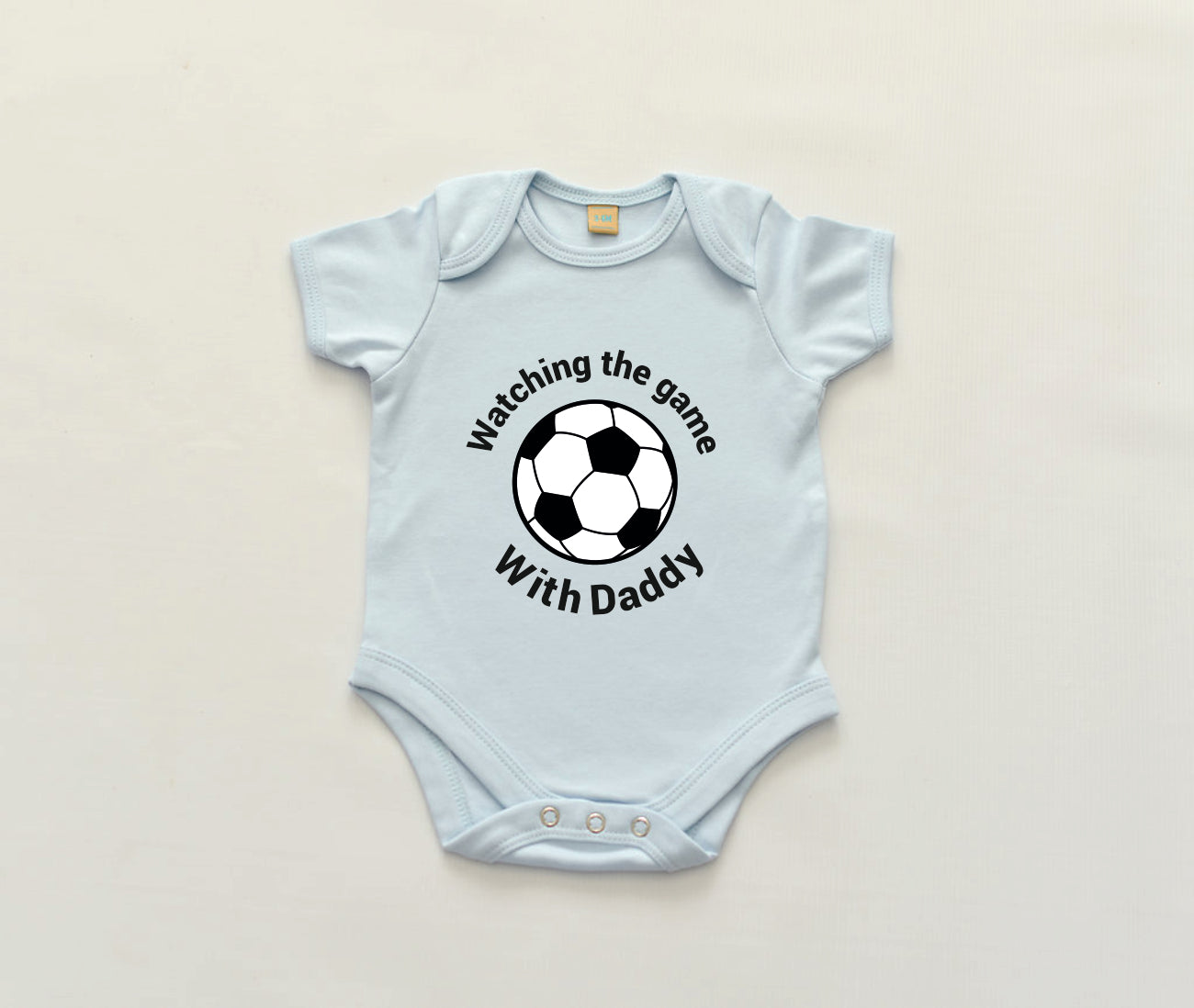 'Watching the game' bodysuit