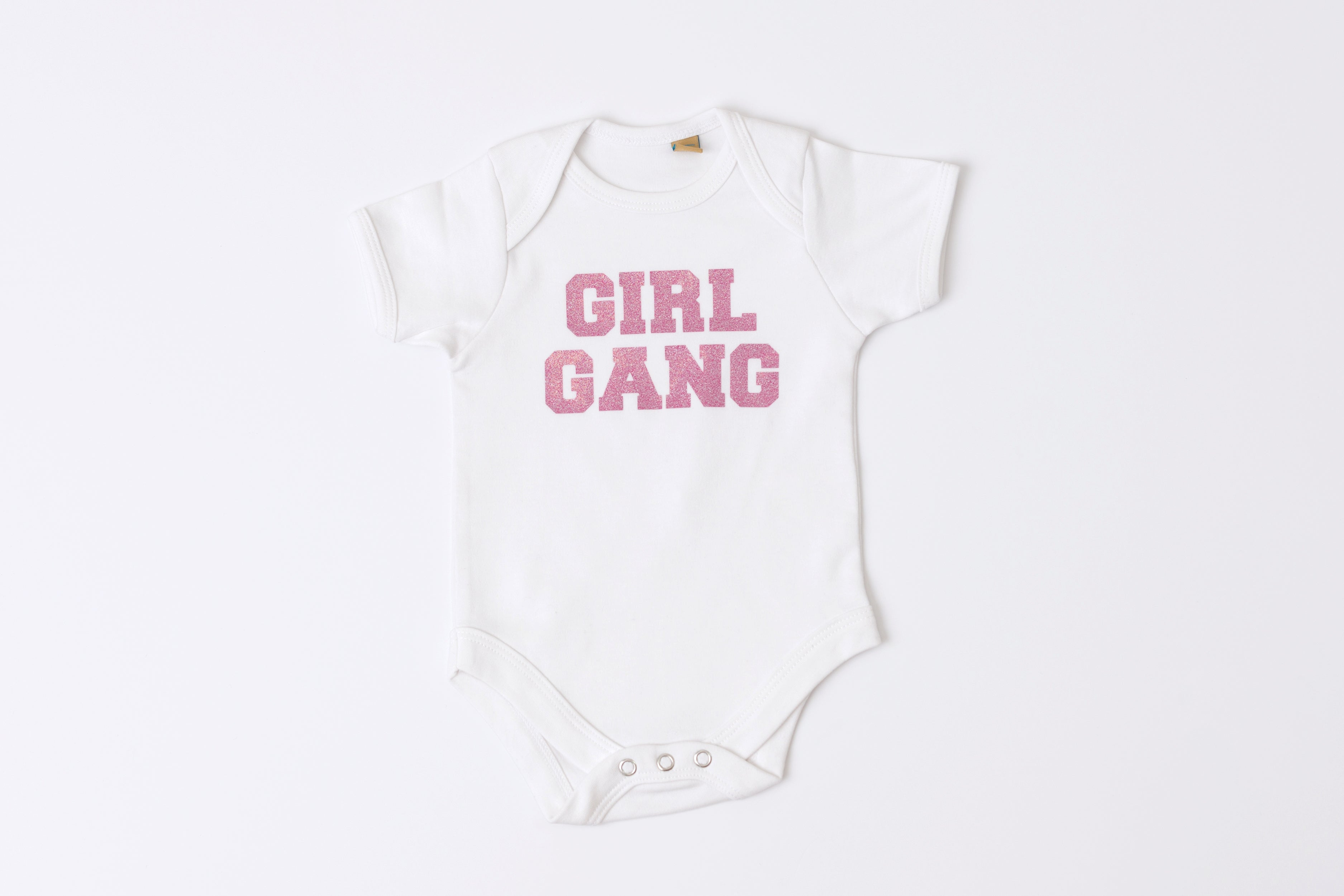 Girl Gang Short Sleeved Bodysuit