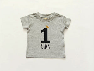 'Cian' Birthday T-Shirt