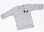 Personalised Sweatshirt- Grey