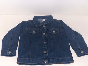 'The sweet life' denim jacket
