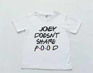 'Doesn't share food ' Tee