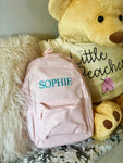 Embroidered Personalised Bags