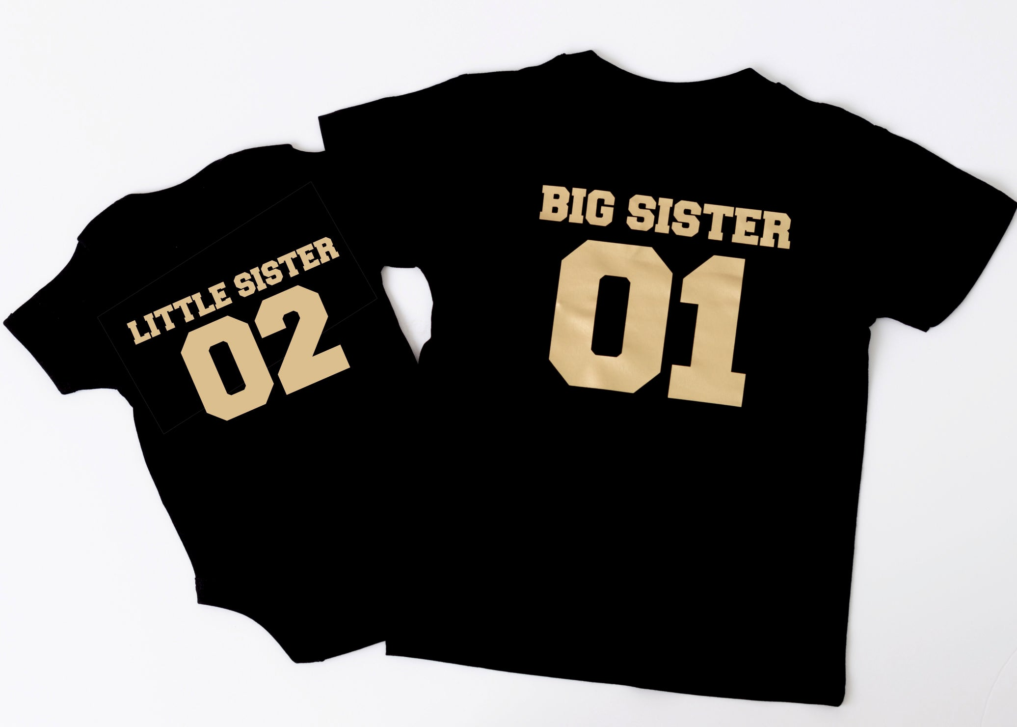 Sibling T-Shirt & Bodysuit