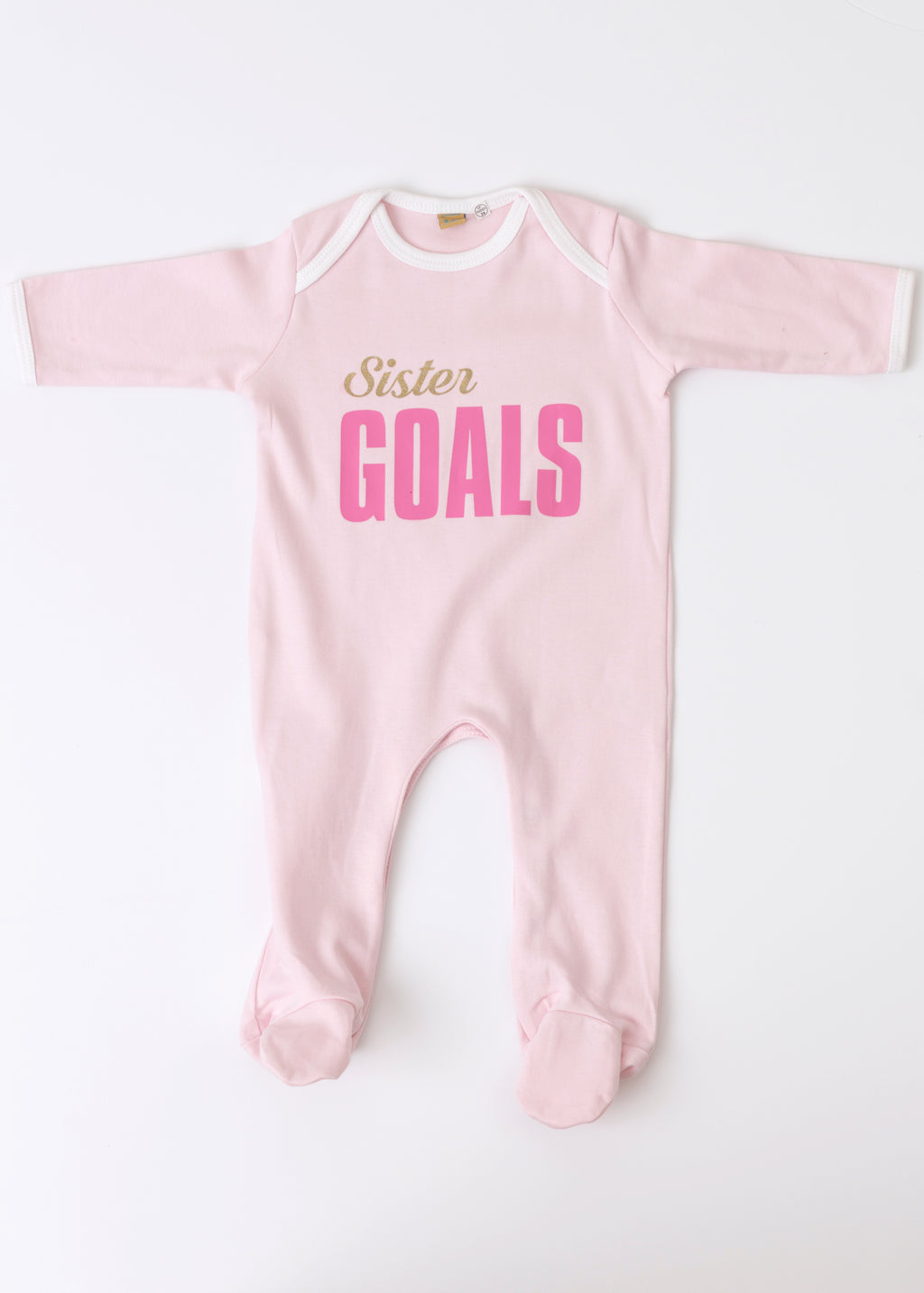 Sister Goals Sleepsuit