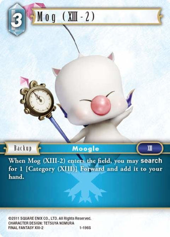 1-196S Mog (Xiii-2) - Trading Card