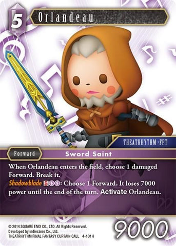 4-101H Orlandeau - Trading Card
