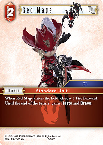 8-002C Red Mage