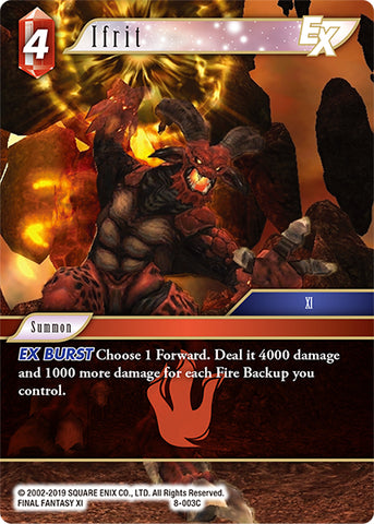 8-003C Ifrit