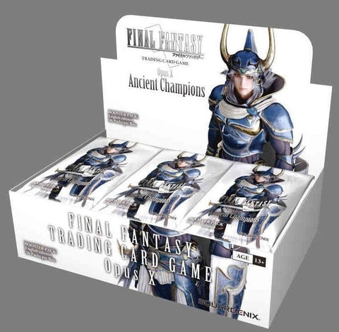 Final Fantasy TCG Opus 10 Booster Box