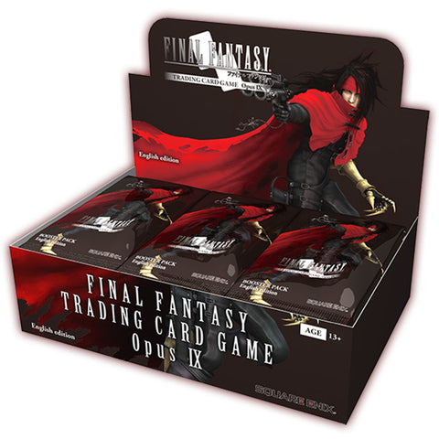 Final Fantasy TCG Opus 9 Booster Box