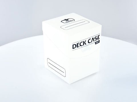 Ultimate Guard Deck Case Standard 100+ White